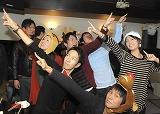 くまつく飲み会(12月)クリスマスパーティーの様子