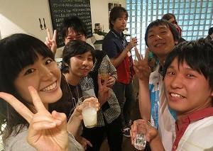 くまつく飲み会(7月)スポーツ部飲み会